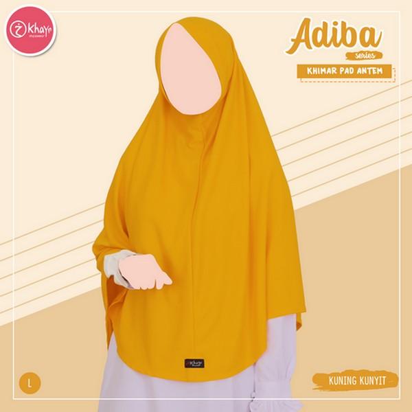 Adiba Kuning Kunyit