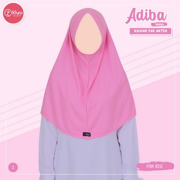 Adiba Pink Rose