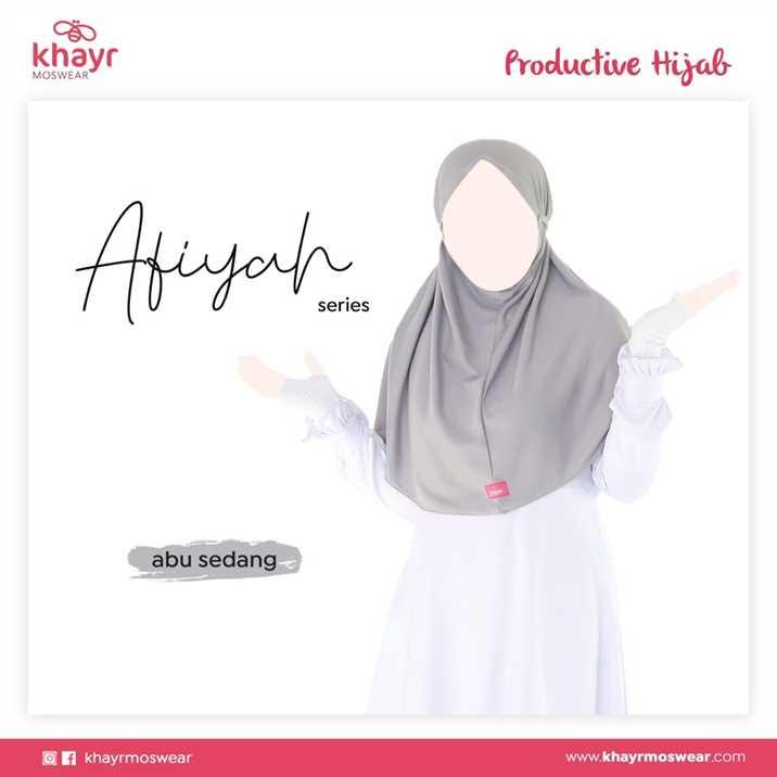 Afiyah Abu Sedang
