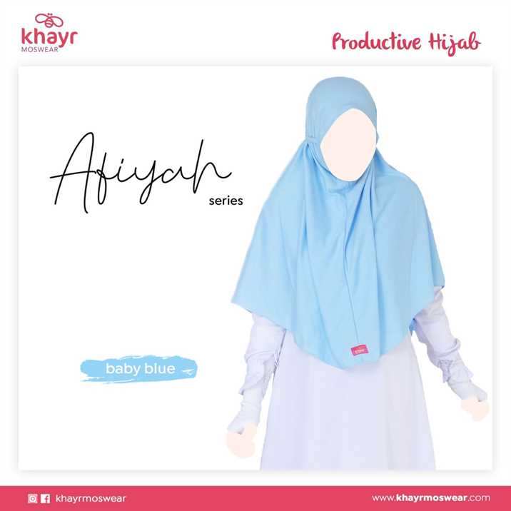 Afiyah Baby Blue