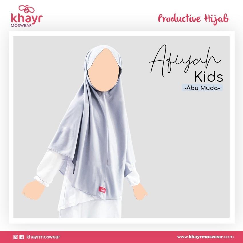 Afiyah Kids Abu Muda