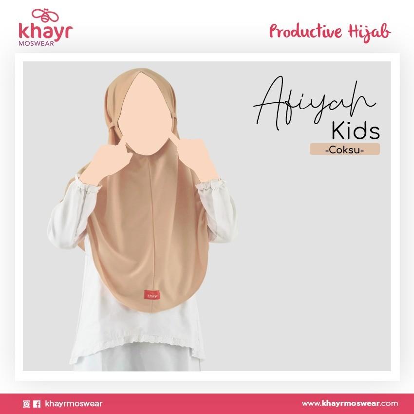 Afiyah Kids Coklat Susu