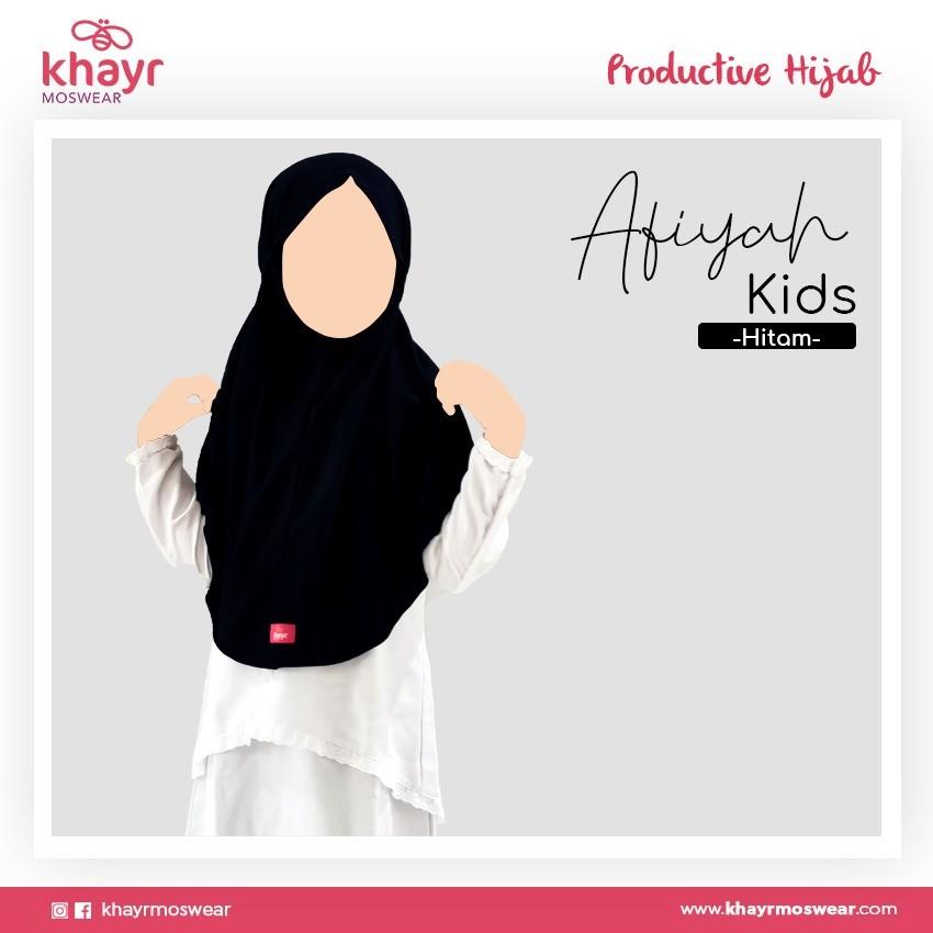 Afiyah Kids Hitam