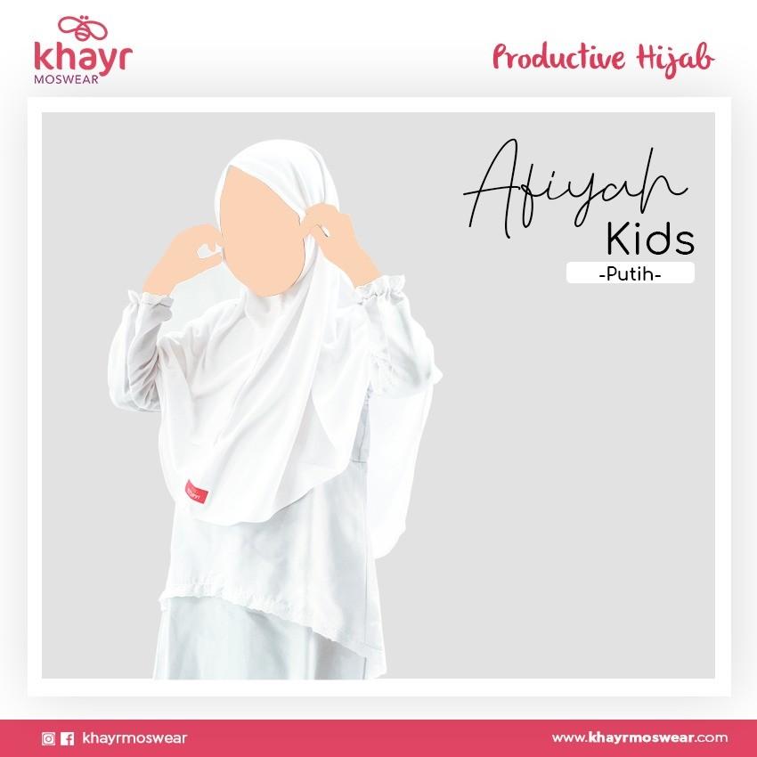 Afiyah Kids Putih