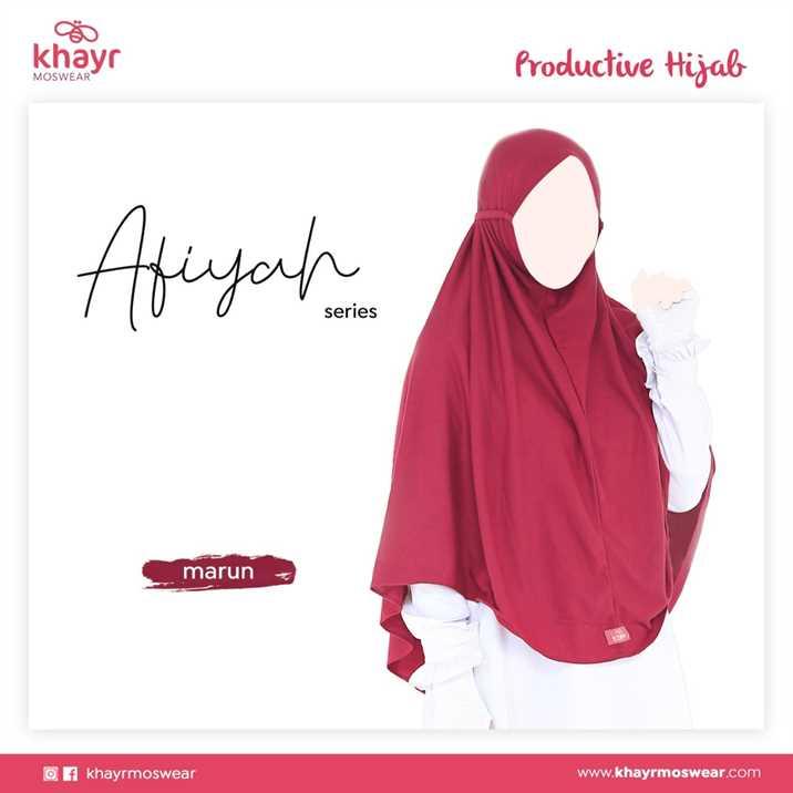 Afiyah Marun