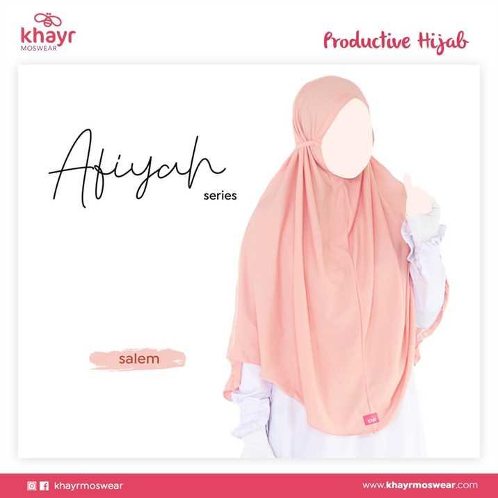 Afiyah Salem