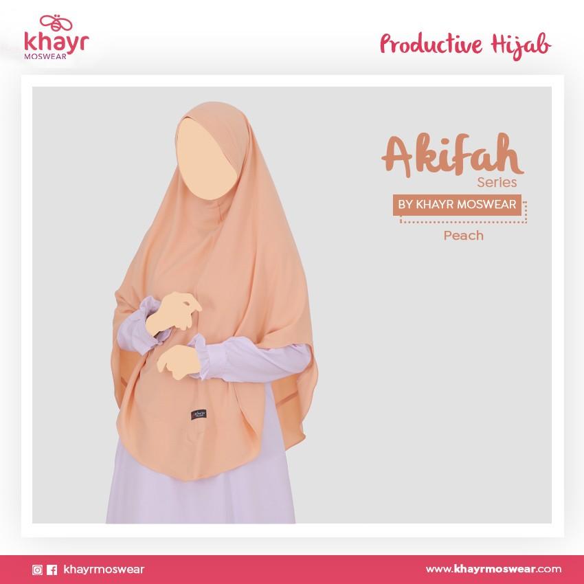 Akifah Peach