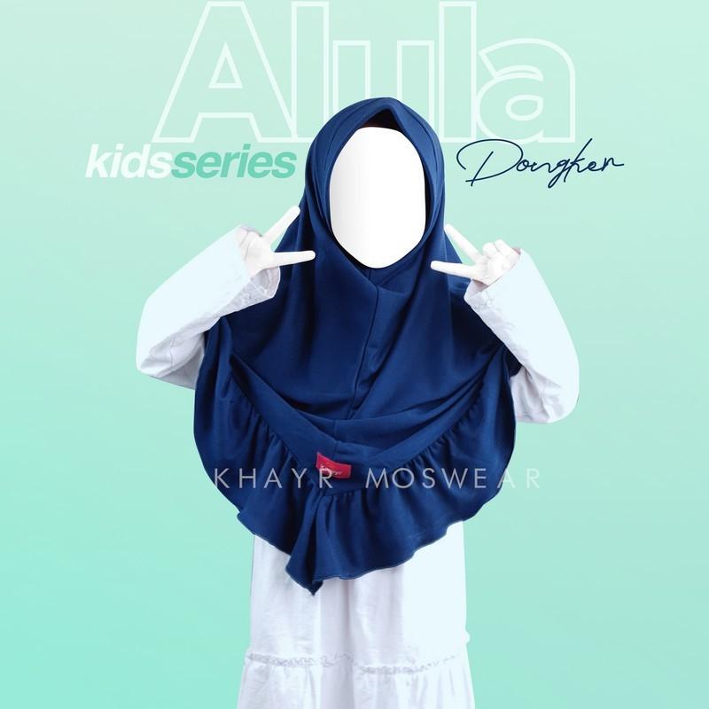 Alula Kids Biru Dongker