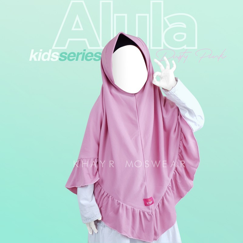 Alula Kids Dusty Pink