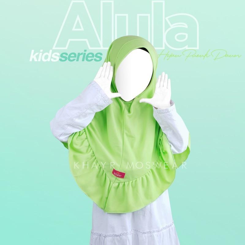 Alula Kids Hijau Pucuk Daun