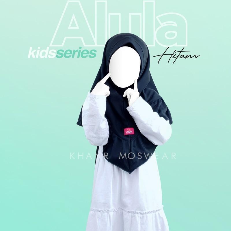 Alula Kids Hitam