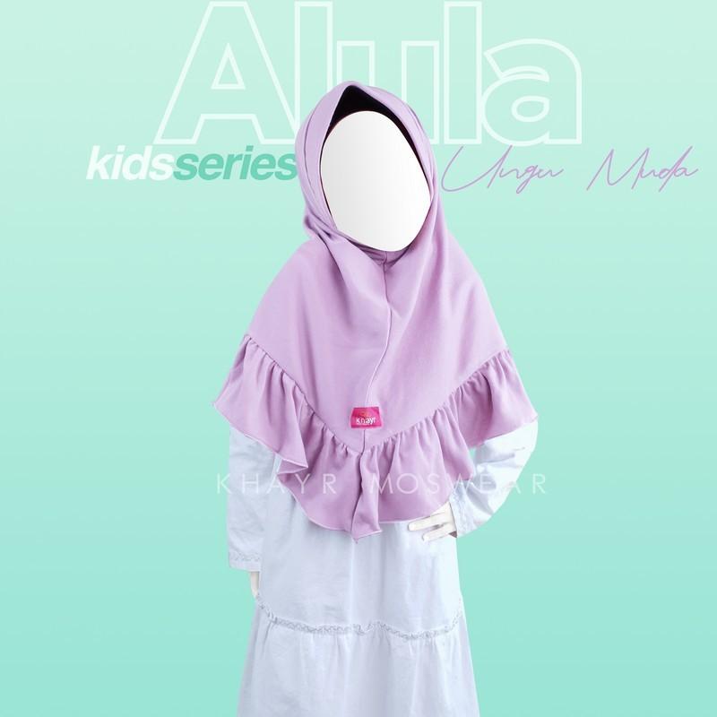 Alula Kids Ungu Muda