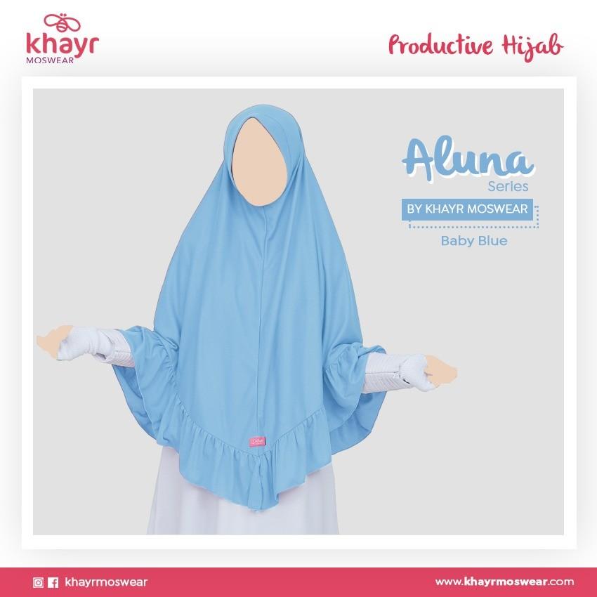 Aluna Baby Blue
