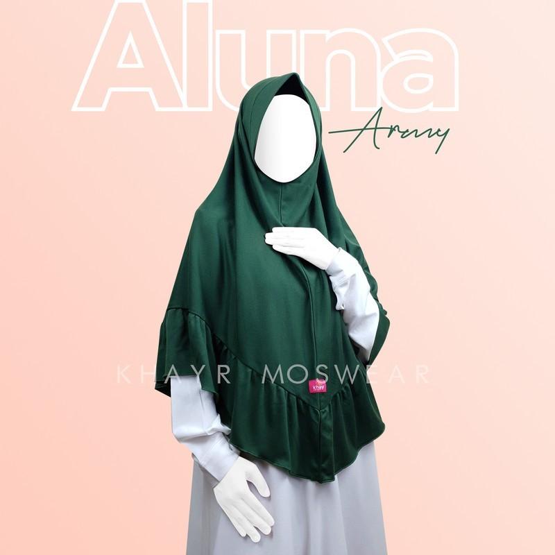 Aluna Hijau Army