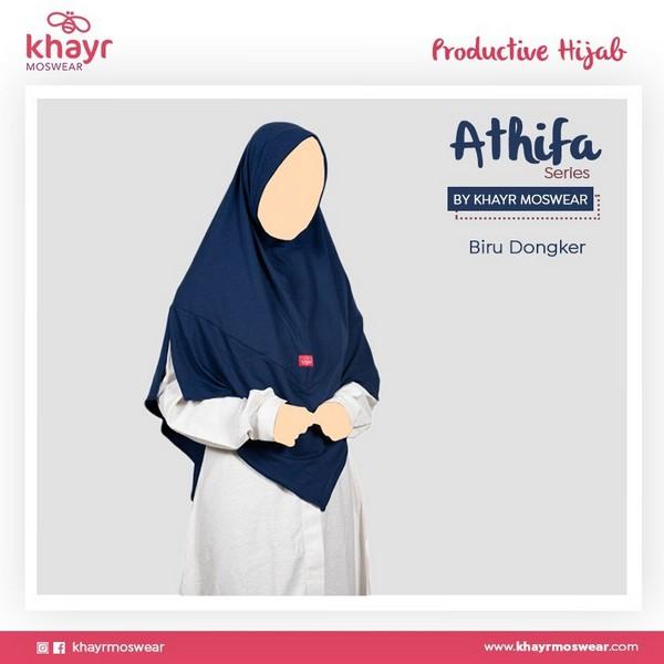 Athifa Biru Dongker