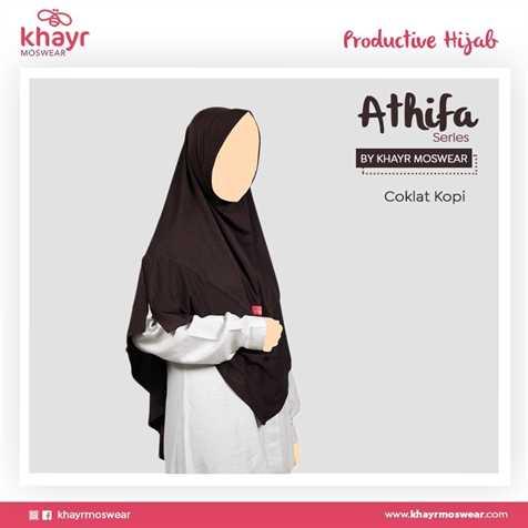 Athifa Coklat Kopi