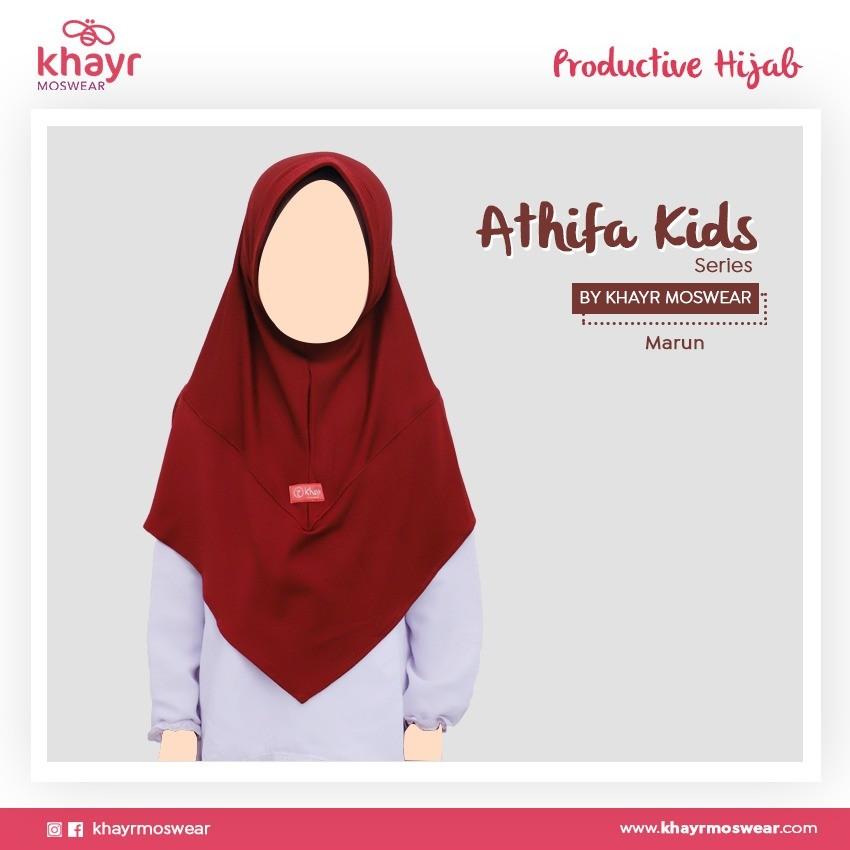 Athifa Kids Marun