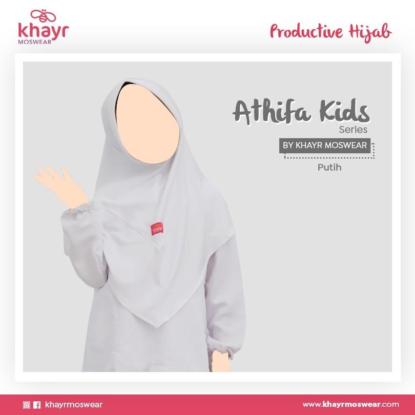 Athifa Kids Putih