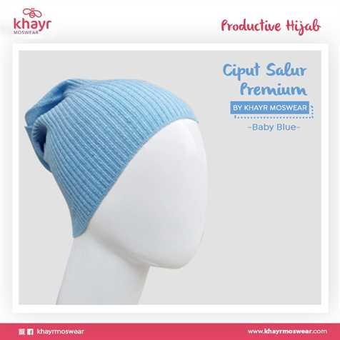 Ciput Salur 02 Baby blue