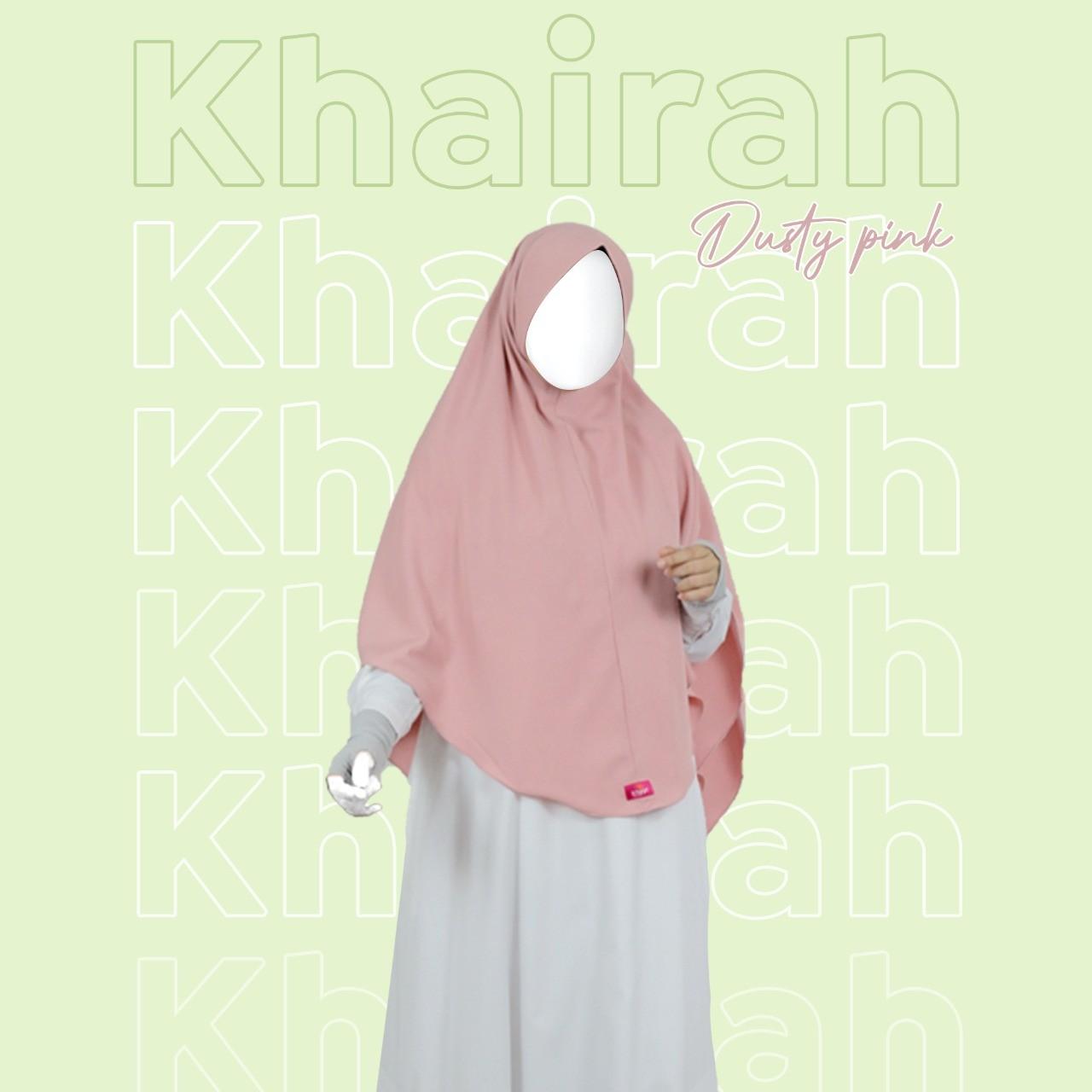 Khairah Dusty Pink