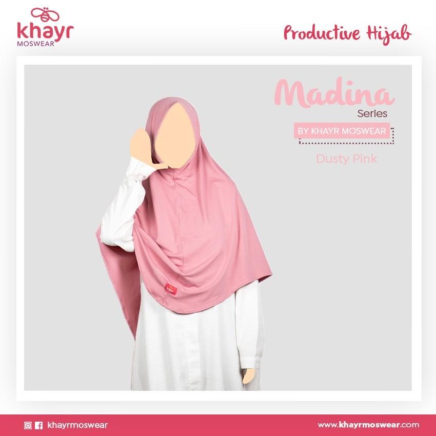 Madina Dusty Pink
