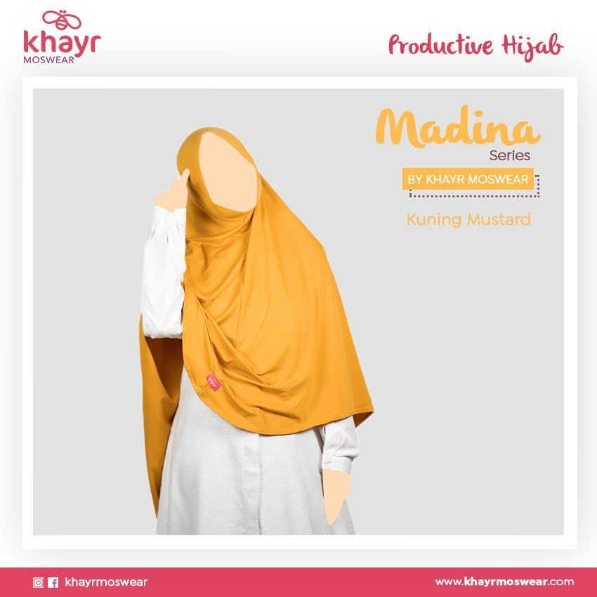 Madina Kuning Mustard