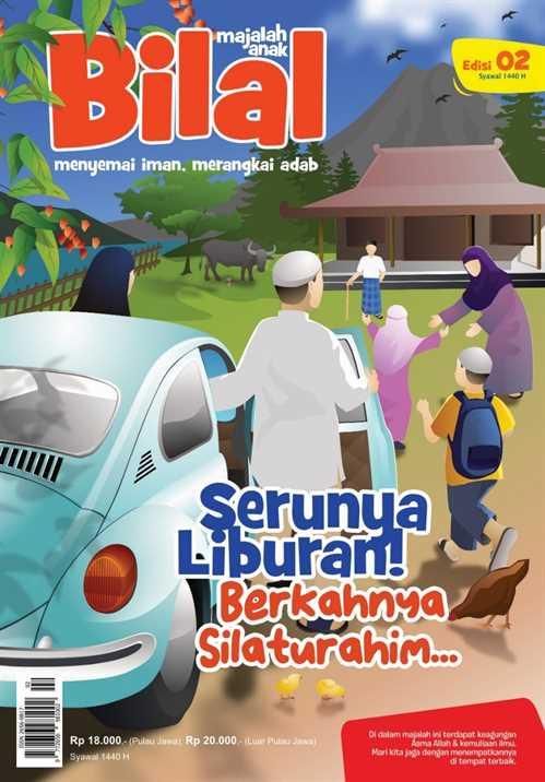 Majalah Bilal Edisi 02 - Syawal