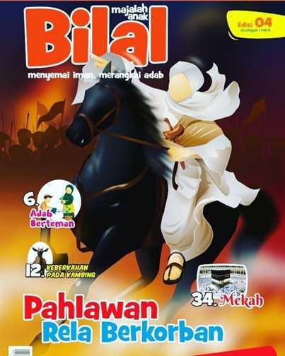 Majalah Bilal Edisi 04 Dzulhijjah