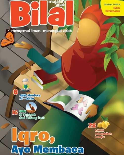 Majalah Bilal Edisi Perkenalan