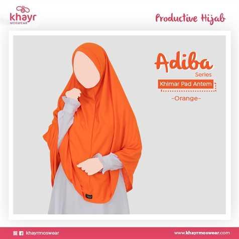 Rijek Adiba Orange