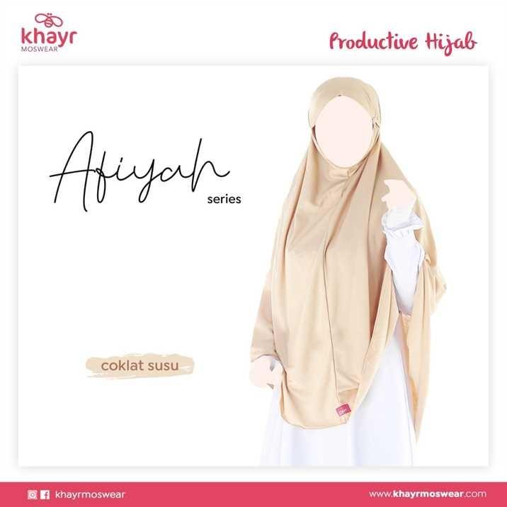 Rijek Afiyah Coklat susu