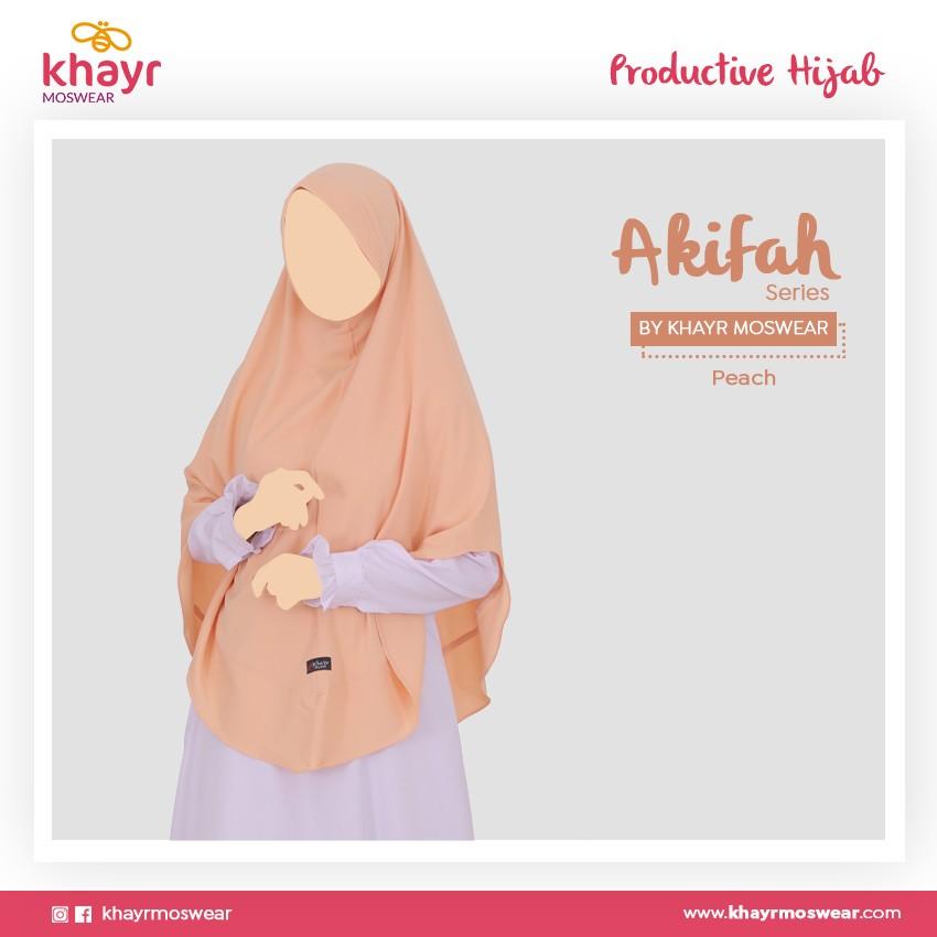 Rijek Akifah Peach