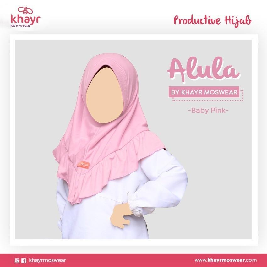 Rijek Alula Kids Baby Pink