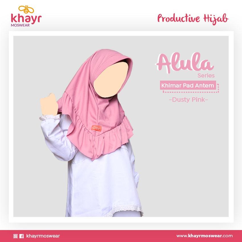 Rijek Alula Kids Dusty Pink