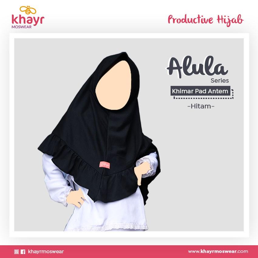 Rijek Alula Kids Hitam