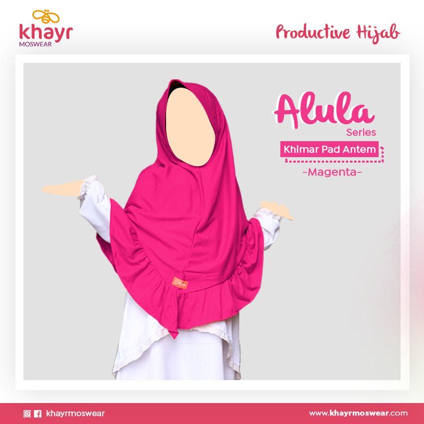 Rijek Alula Kids Series Magenta