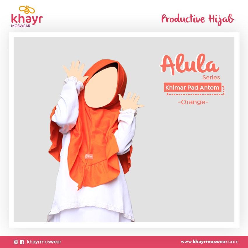 Rijek Alula Kids Series Orange