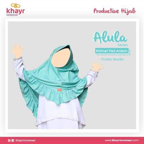 Rijek Alula Kids Series Toska Muda
