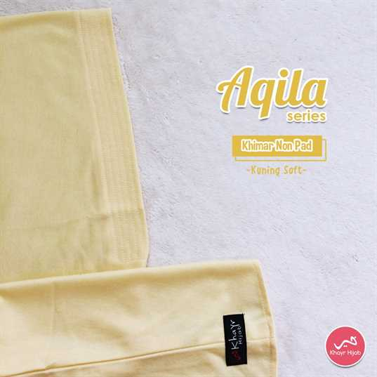 Rijek Aqila Kuning Soft