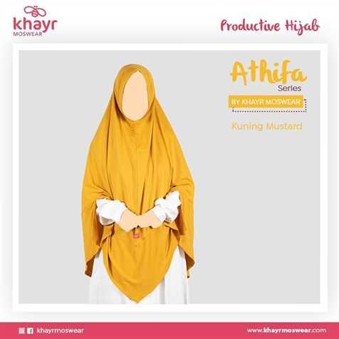 Rijek Athifa Kuning Mustard