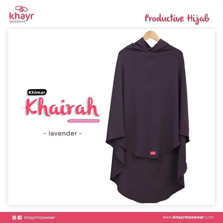 rijek Khairah Lavender