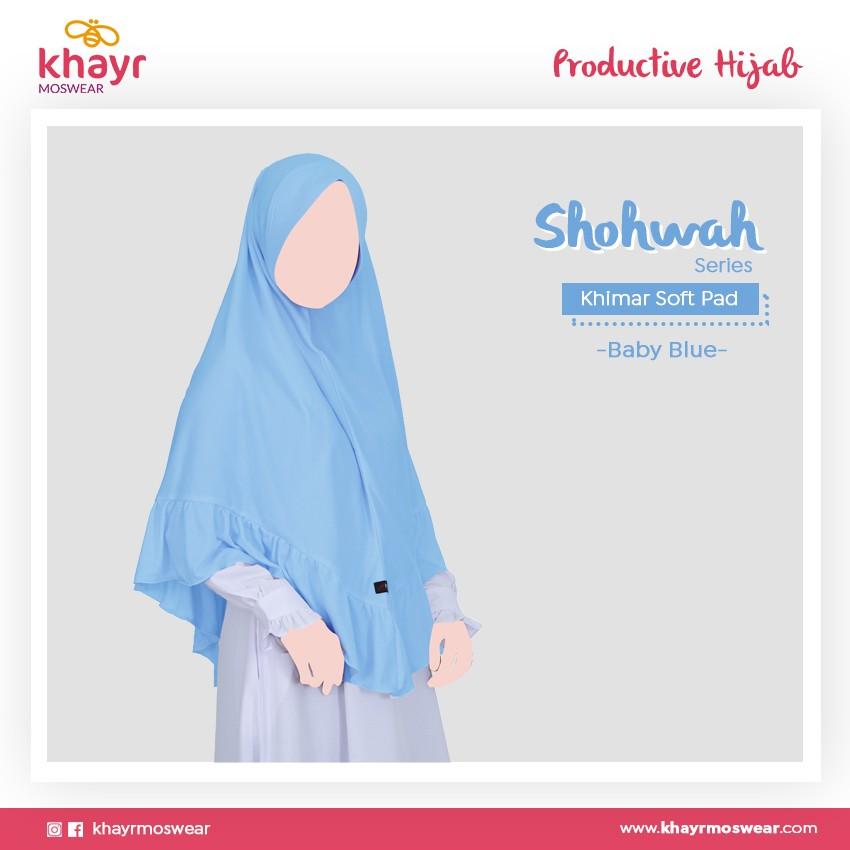 Rijek Shohwah Baby Blue