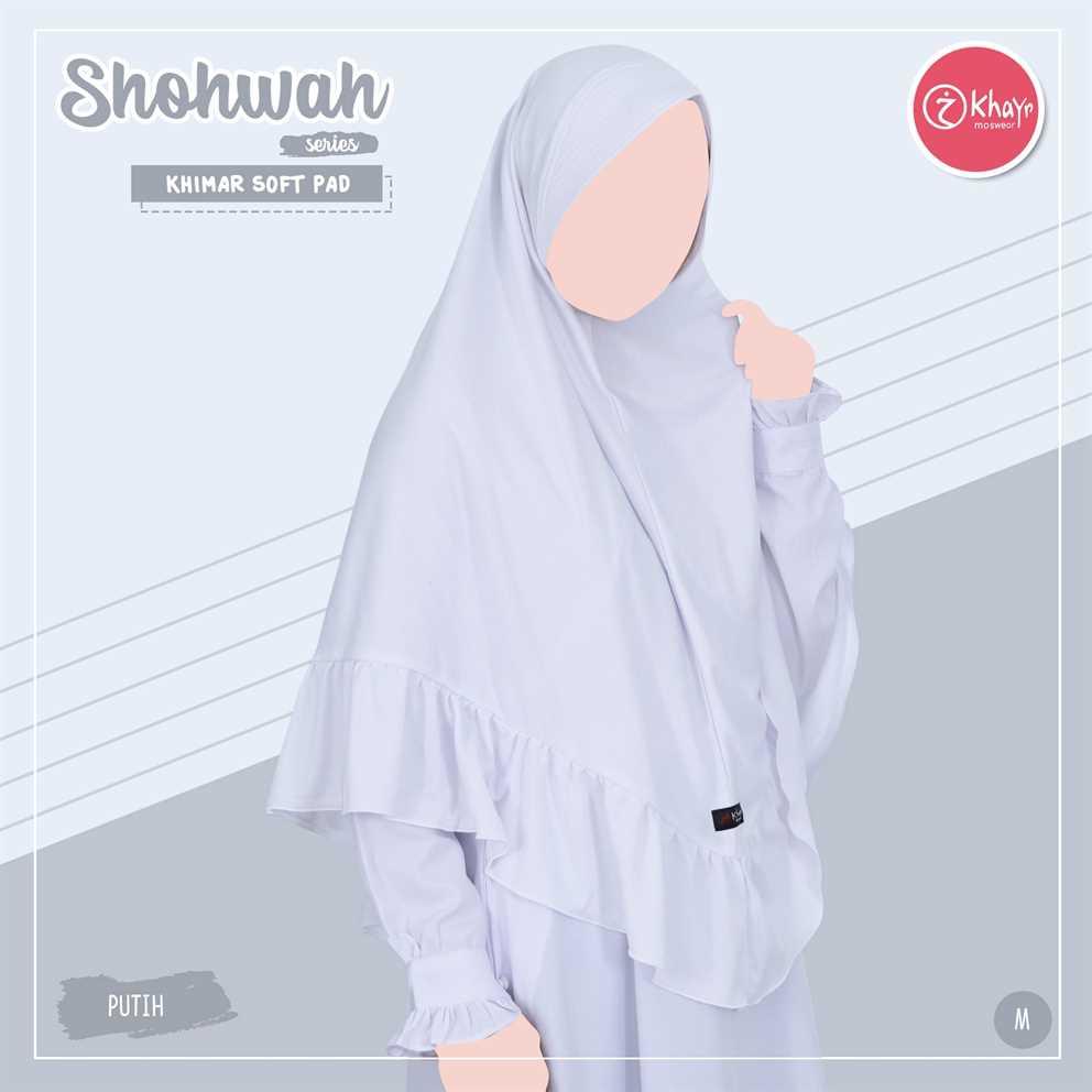 Salestock Shohwah Putih