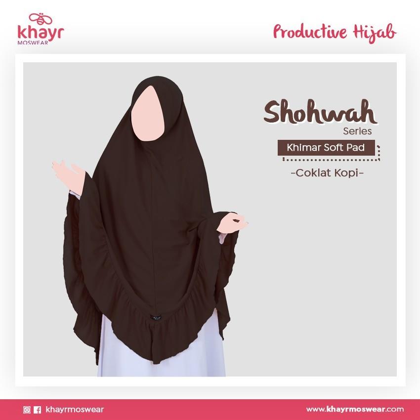 Salestock Shohwah Coklat Kopi