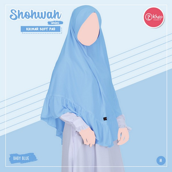 Shohwah Baby Blue