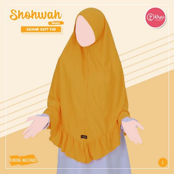 Shohwah Kuning Mustard